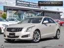 Used 2013 Cadillac ATS ATS4 3.6L PERFORMANCE PKG |NAV|CAMERA|PHONE|ROOF for sale in Scarborough, ON