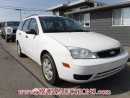 Used 2007 Ford FOCUS  4D WAGON for sale in Calgary, AB