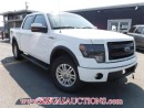 Used 2013 Ford F150 FX4 SUPERCREW 4WD for sale in Calgary, AB