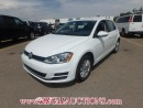 Used 2015 Volkswagen GOLF COMFORTLINE 5D HBK 1.8 TSI AT for sale in Calgary, AB
