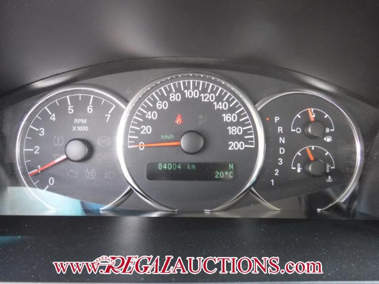 2008 Buick ALLURE CX 4D SEDAN