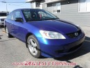 Used 2005 Honda Civic 2D COUPE for sale in Calgary, AB