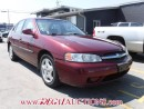 Used 2000 Nissan ALTIMA GXE 4D SEDNA for sale in Calgary, AB