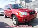 Used 2005 Ford Escape Limited for sale in Calgary, AB
