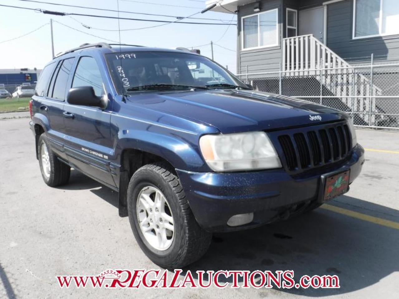 Photo of Blue 1999 Jeep Grand Cherokee