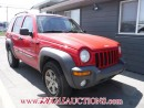 Used 2002 Jeep Liberty Sport 4D Utility 4WD for sale in Calgary, AB