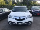 Used 2012 Acura MDX TECH PACKAGE LOW KMS ACCIDENT FREE SH-AWD for sale in Brampton, ON