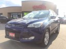 Used 2016 Ford Escape TITANIUM+LEATHER+SUNROOF+AWD for sale in Scarborough, ON