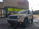 Used 2017 Jeep Renegade Deserthawk 4X4, OPEN ROOF NAVI REAR CAM for sale in Scarborough, ON