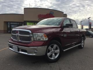 Used 2017 RAM 1500 SLT NAVI REAR CAM H-TED WHEEL REMOTE START for sale in Scarborough, ON