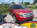 Used 2011 Ford Explorer XLT | V6 | SUNROOF | NAV | BACKUP CAM | LEATHER for sale in London, ON
