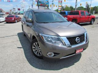 Used 2014 Nissan Pathfinder SV | AWD | CAM | HEATED SEATS for sale in London, ON