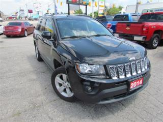 Used 2014 Jeep Compass North | LEATHER | HEATED SEATS for sale in London, ON