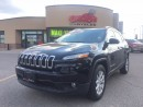 Used 2016 Jeep Cherokee North 4X4 TRAILER TOW V6 PUSH BUTTON START for sale in Scarborough, ON