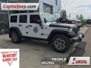Used 2013 Jeep Wrangler Unlimited Rubicon for sale in Edmonton, AB