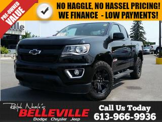 Used 2016 Chevrolet Colorado 4WD Z71-Side Steps, Hitch for sale in Belleville, ON