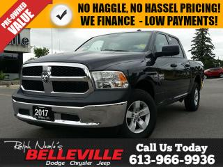 Used 2017 Dodge Ram 1500 Hemi - 4X4 - Chrome Group - Sirius Radio for sale in Belleville, ON