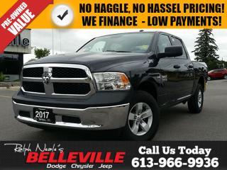 Used 2017 Dodge Ram 1500 Hemi - 4X4 - Chrome Group - Sirius Radio for sale in Belleville, ON