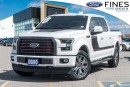 Used 2017 Ford F-150 Lariat - SPECIAL EDITION, DEALER DEMO! for sale in Bolton, ON