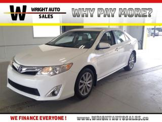 Used 2012 Toyota Camry XLE SUNROOF LEATHER 52,278 KMS for sale in Cambridge, ON