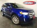 Used 2013 Ford Edge *CPO* SEL FWD 3.5L V6 1.9% APR for sale in Midland, ON