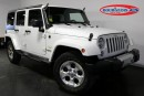 Used 2014 Jeep Wrangler Unlimited SAHARA 3.6L 6CYL for sale in Midland, ON