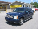 Used 2005 Cadillac Escalade EXT for sale in Smiths Falls, ON