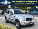Used 2004 Jeep Liberty Renegade, LEATHER, SUNROOF 204K for sale in Concord, ON