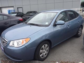 Used 2009 Hyundai Elantra GL for sale in Burnaby, BC