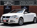 Used 2009 Volkswagen Eos ***SOLD***2.0 TSI Luxury+Navi+Leather+Bluetooth for sale in North York, ON