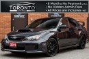 Used 2011 Subaru Impreza WRX STi ***SOLD*** STI+Navi+Camera+Bluetooth+Wide body for sale in North York, ON