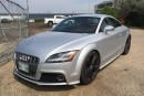Used 2010 Audi TTS Coupe Quattro S Tronic w/Nav for sale in Winnipeg, MB
