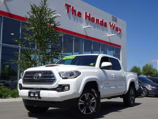 Used 2017 Toyota Tacoma SR5 Double Cab Long Bed V6 6AT for sale in Abbotsford, BC