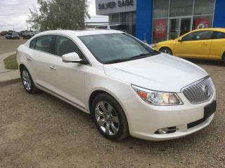 Used 2010 Buick LACROSSE CXL AWD LOADED for sale in Shaunavon, SK
