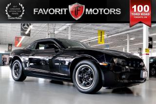 Used 2010 Chevrolet Camaro LS | MANUAL | CRUISE CONTROL | PWR WINDOWS | AUX for sale in North York, ON