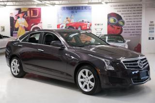 Used 2014 Cadillac ATS 2.0L Turbo AWD, Performance Collection for sale in Paris, ON