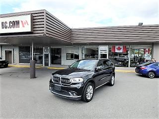 Used 2016 Dodge Durango LIMITED AWD for sale in Langley, BC