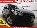 Used 2016 Hyundai Elantra GT GLS| HEATED SEATS| ONE PRICE INTEGRITY| for sale in Burlington, ON