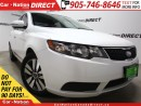 Used 2013 Kia Forte 2.0L EX| HEATED SEATS| WE WANT YOUR TRADE| for sale in Burlington, ON