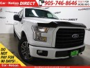 Used 2016 Ford F-150 Sport| 4X4| BACK UP CAMERA| POWER SEAT| for sale in Burlington, ON