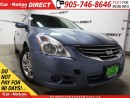 Used 2011 Nissan Altima 2.5 S| PUSH START| SUNROOF| LOCAL TRADE| for sale in Burlington, ON