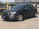 Used 2015 Chevrolet Cruze 2LT*NAVI*CAMERA*LOW KM*MYLINK*LEATER*SUNROOF for sale in York, ON