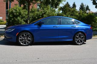 Used 2015 Chrysler 200 S AWD for sale in Vancouver, BC