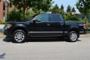 Used 2010 Ford F-150 PLATINUM SUPERCREW 4X4 for sale in Vancouver, BC
