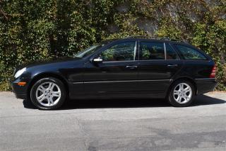 Used 2002 Mercedes-Benz C-Class C320 Wagon for sale in Vancouver, BC