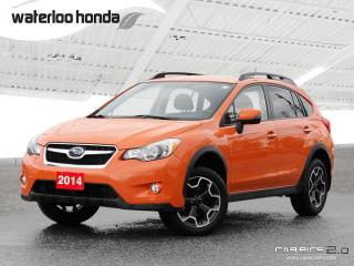 Used 2014 Subaru XV Crosstrek Limited Package Sold Pending Customer Pick Up... Back Up Camera, AWD,  and more! for sale in Waterloo, ON