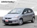 Used 2008 Honda Fit LX Sold Pending Customer Pick Up...57,100 km! One Owner. Automatic, A/C and More! for sale in Waterloo, ON