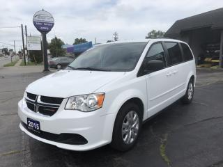 Used 2015 Dodge Grand Caravan SE/SXT Full Stow n' Go! for sale in Brantford, ON