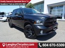 Used 2017 Dodge Ram 1500 Sport W/LEATHER INTERIOR & BACKUP CAMERA for sale in Surrey, BC