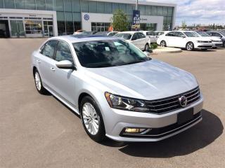 Used 2016 Volkswagen Passat 1.8 TSI Comfortline for sale in Calgary, AB